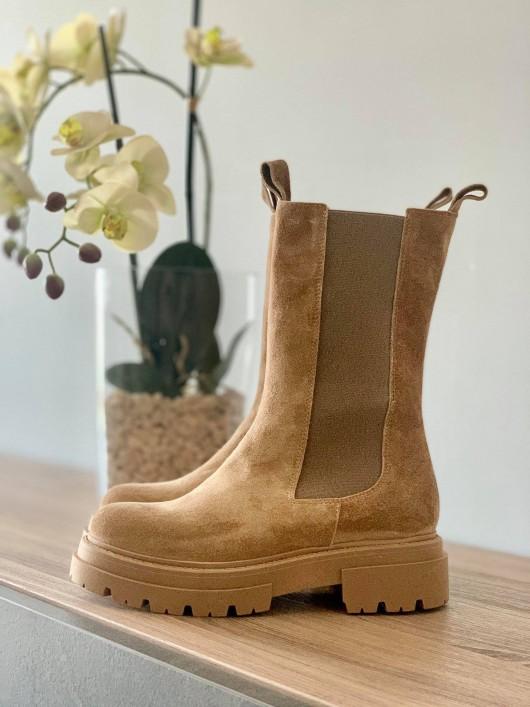 Diana - Chelsea boot alto