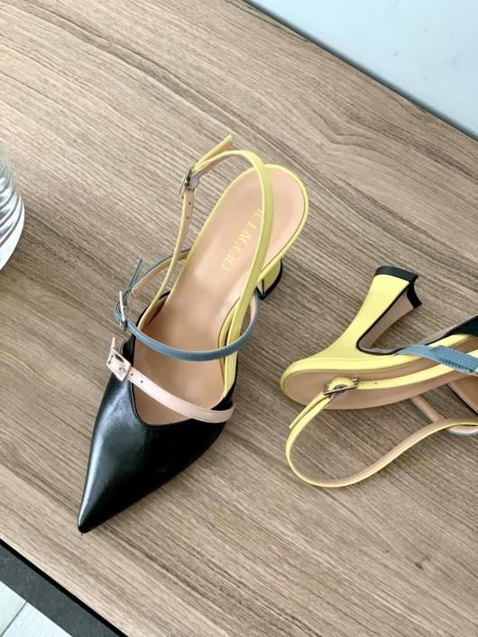 Laccio - Sandalo Tacco Alto
