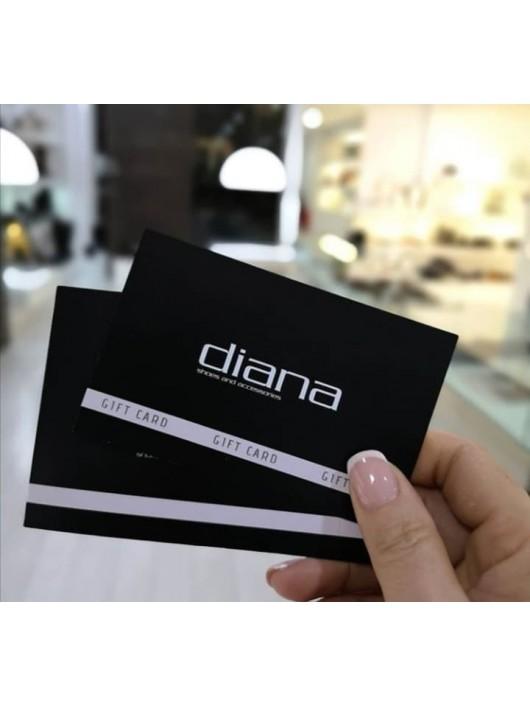 Diana - Buono Regalo